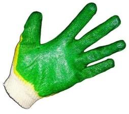 Перчатки х/б двойное облитие
