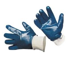 Перчатки нитриловые п/п м/м